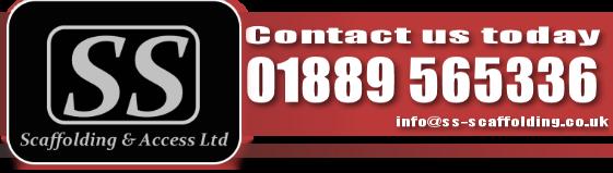 SS Scaffolding & Access Ltd